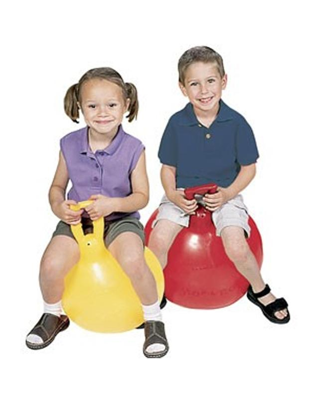 """18"""" Inflatable Jumping Ball / Hop Ball - Best Exercise"""