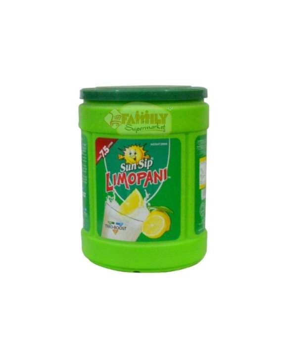 SUNSIP LIMOPANI JAR 750GM