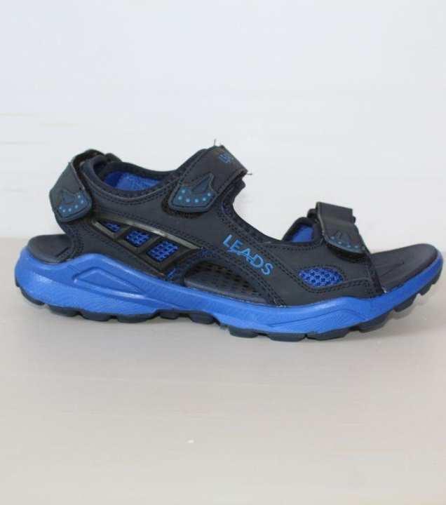 Blue Sandal For Men