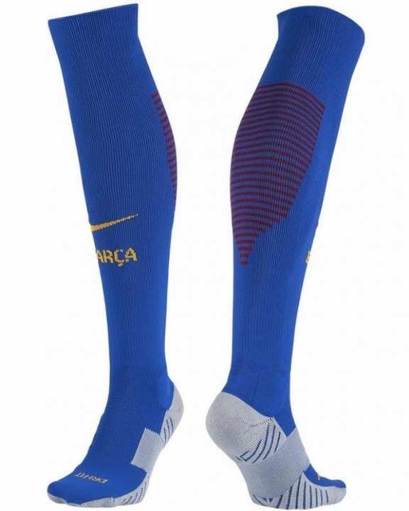 Barca 2017 Socks - Blue & Red