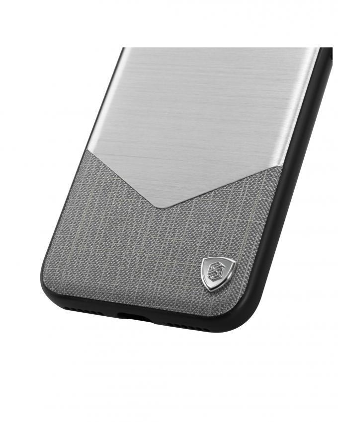 Lensen Back Case For iPhone 7 - Silver