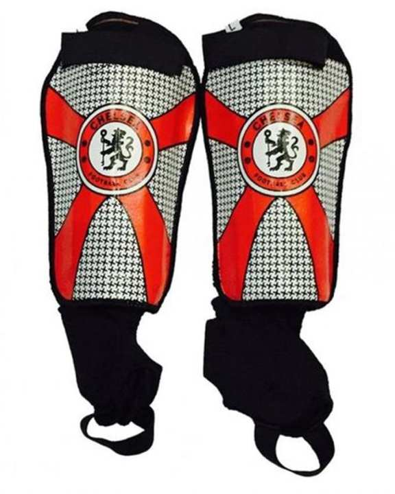 Football Full Shin Guard With Ankle Guard
