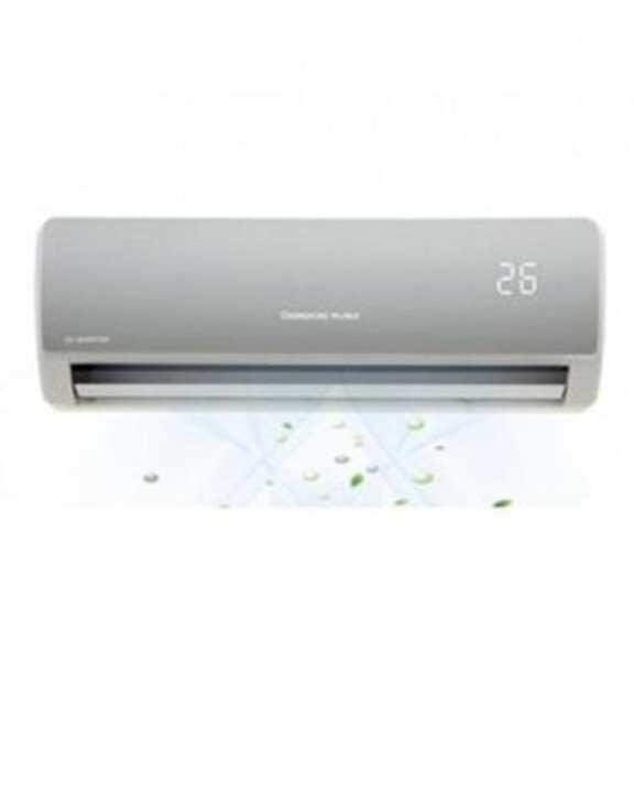 Split Air Conditioner Inverter - 1 Ton - Silver
