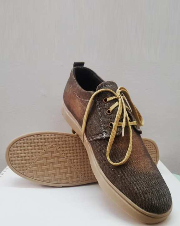 Stylish Lace-Ups Shoes For Men
