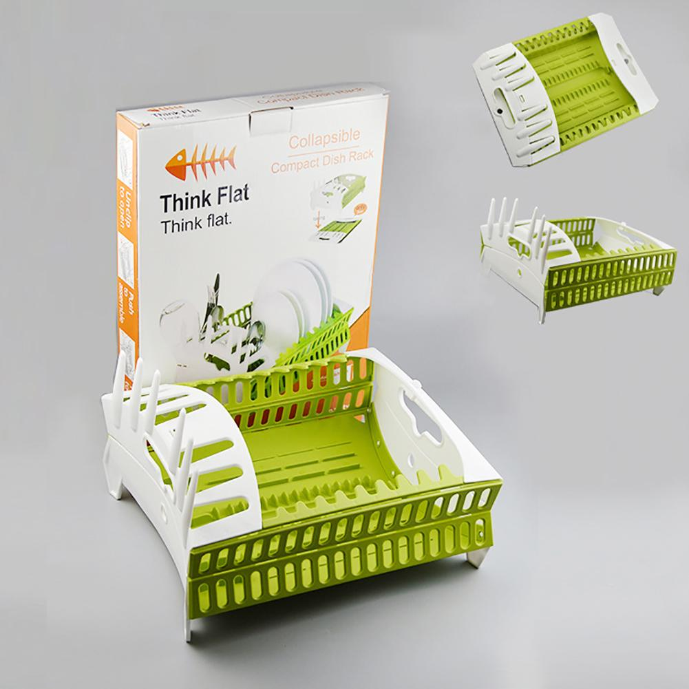 Image result for Think flat Collapdiblr Compsct Dish Rack