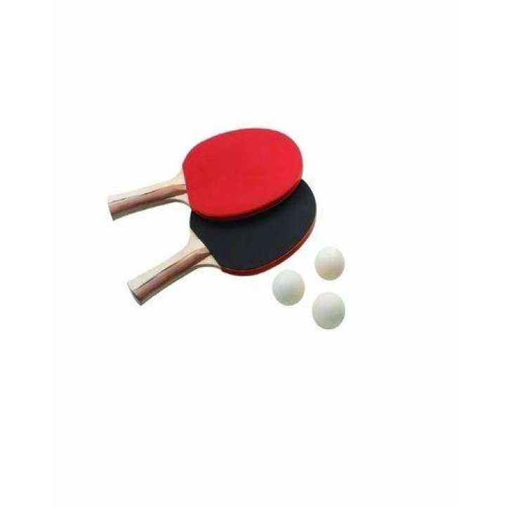 Table Tennis Racket With Balls