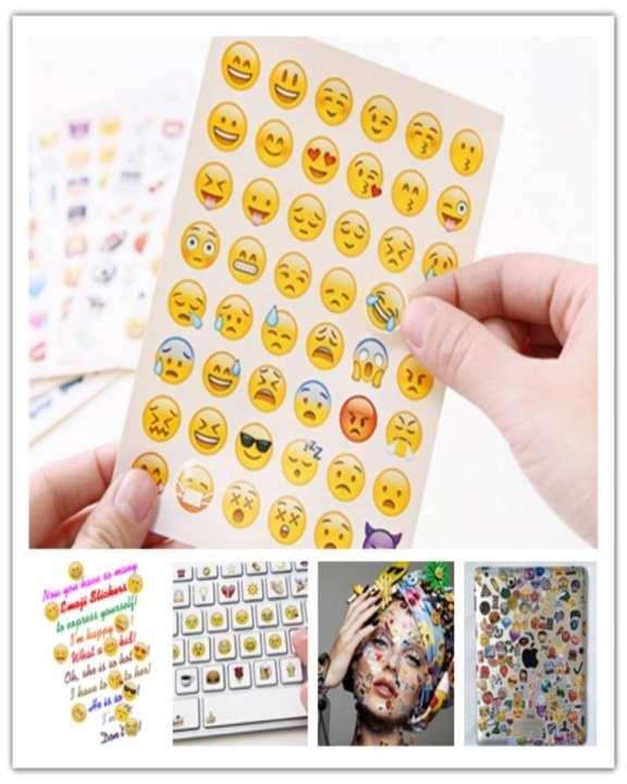 Diy Cute Emoji Stickers