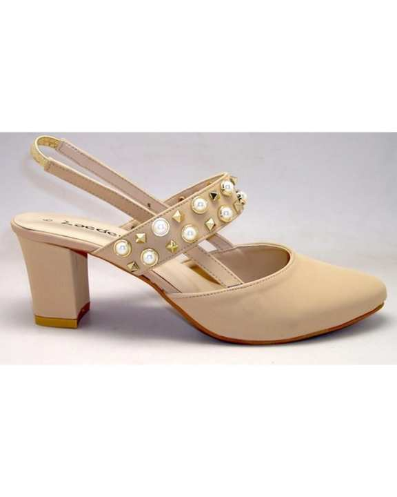 Womens Sandal-Fawn-600510-6-6