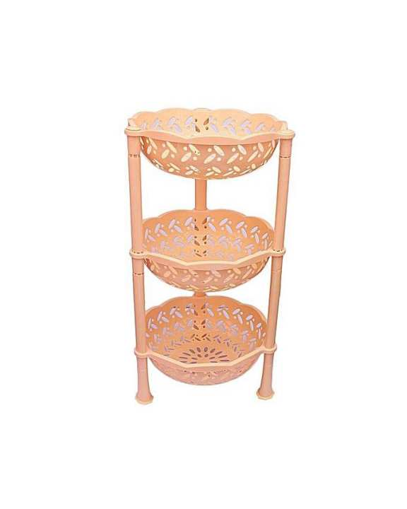 3 tier vegetable basket - Beige