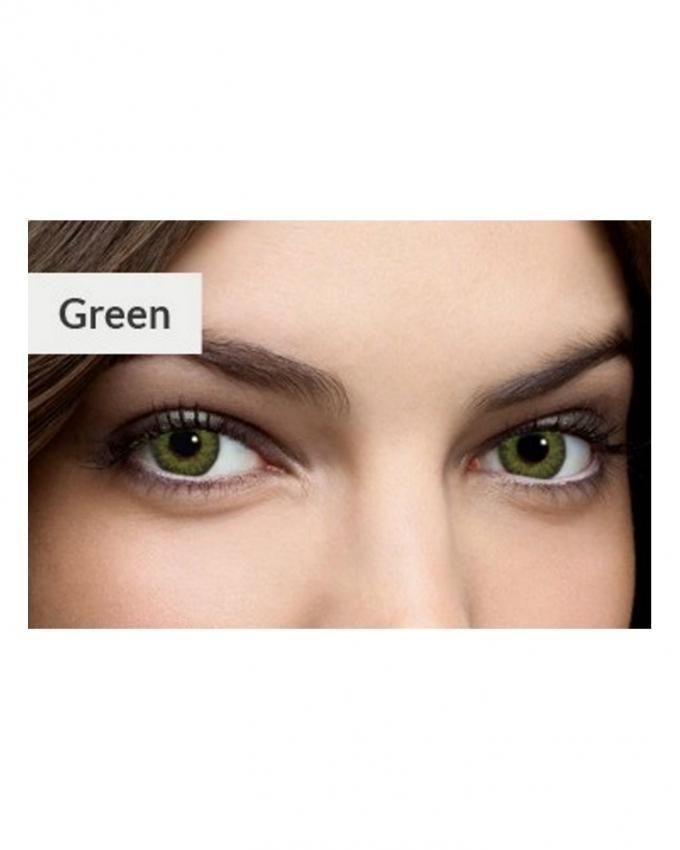 FreshColor Color Blends Contact Lenses - Green