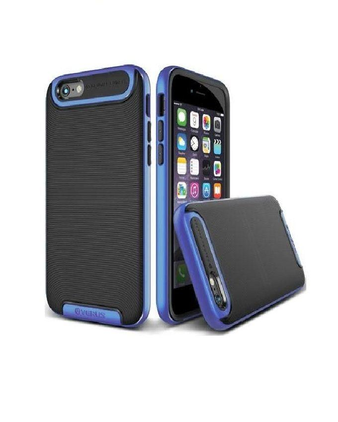 Mobile Cover for iPhone 6 Plus & 6S Plus - Black & Blue