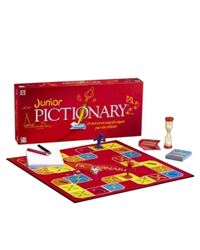Pictionary Board Junior - Multicolor
