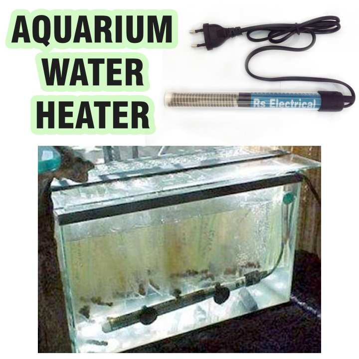 Fish Aquarium Automatic Water Heater - RS Electrical Original - 100/150 Watts