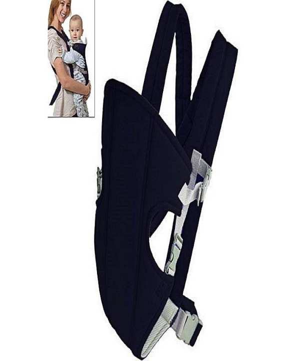 2 In 1 Baby Carrier Bag For Infants In Breathable Fabric