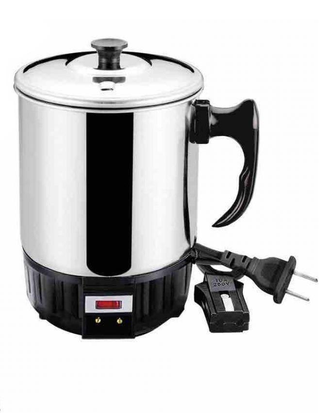 Electric Kettle - Black & Silver