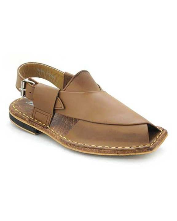 Bata Brown synthetic TPR Casual Shoes for Men - Special Price