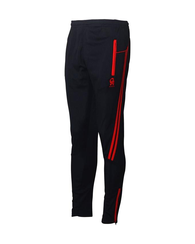 Black & Red Trousers Ca 5 Star