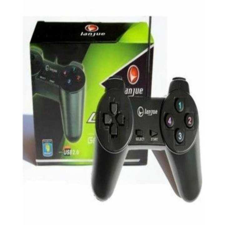 ORIGINAL L-300 GAME PAD JOYSTICK JOYPAD GAME CONTROLLER FOR PC WINDOWS XP. 7 .8 & 10