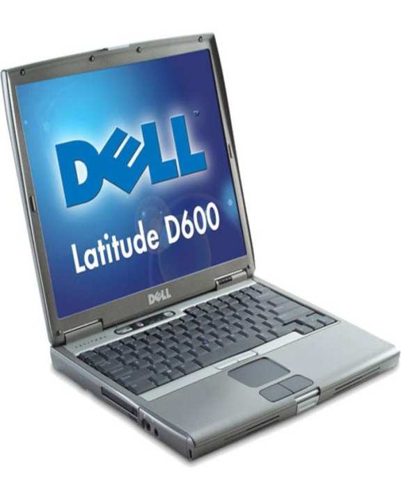 "Notebook / Laptop Dell Latitude 14.1 "" / 2 Gb Ram / 40 Gb Hdd / Grey"