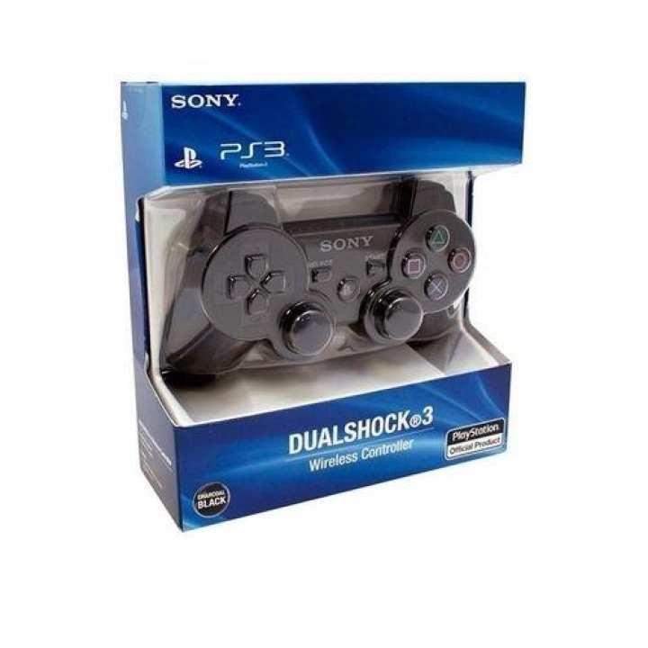 PS3 Wireless Controller - Metallic Black