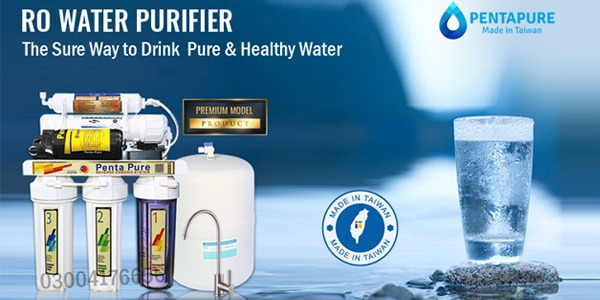 ca075b3b35 PentaPure - 8 Stages RO Water Filter System