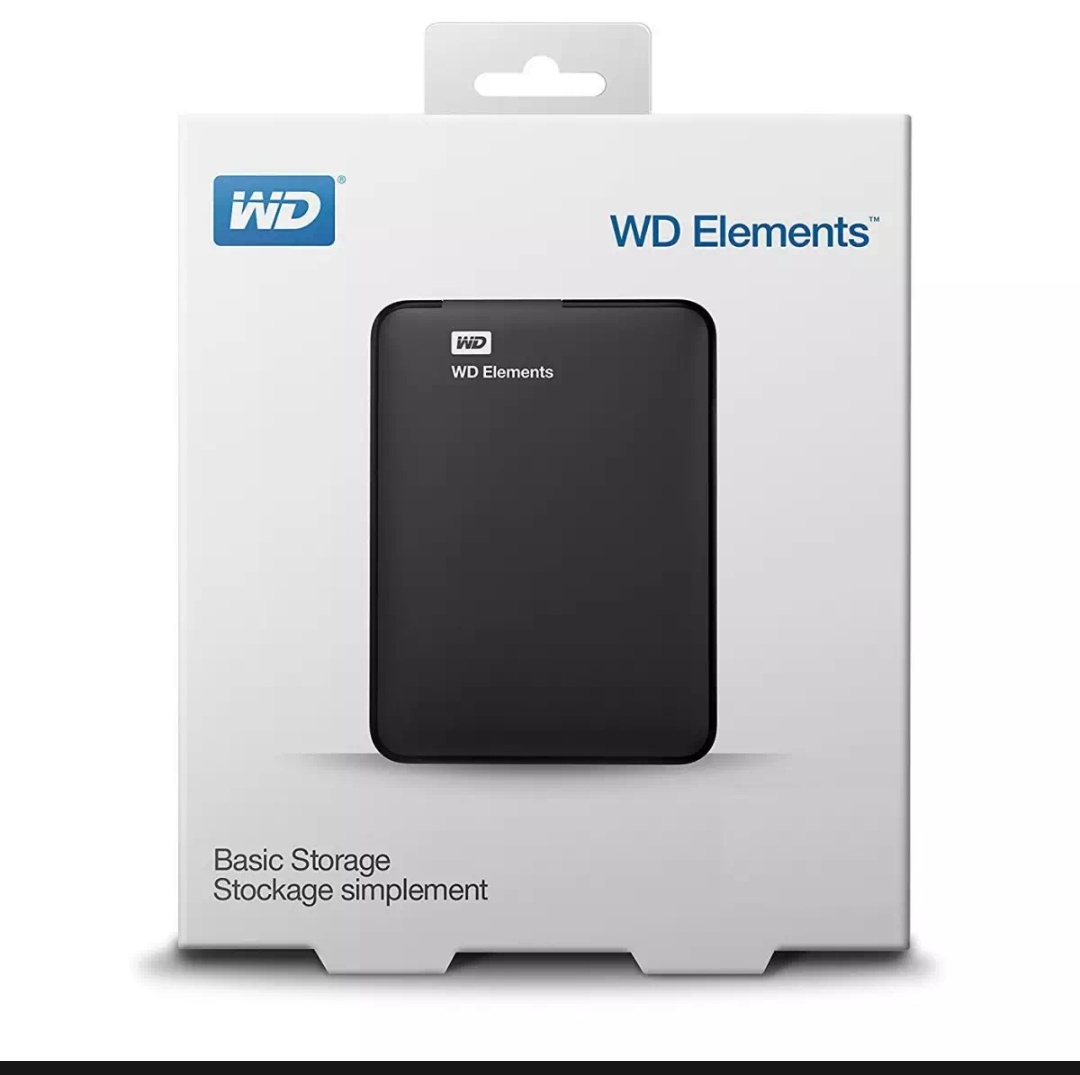 Usb 3.0 Wd Element Sata External 2.5 Inch Hdd Hard Drive Enclosure Disk Case Box For Pc Laptop