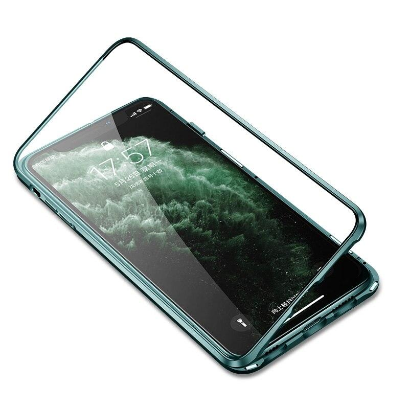 Magnet-Phone-Case-For-iPhone-11-Pro-360-degree-Full-Body-Protection-Magnetic-Front-Back-Tempered - Copy.jpg