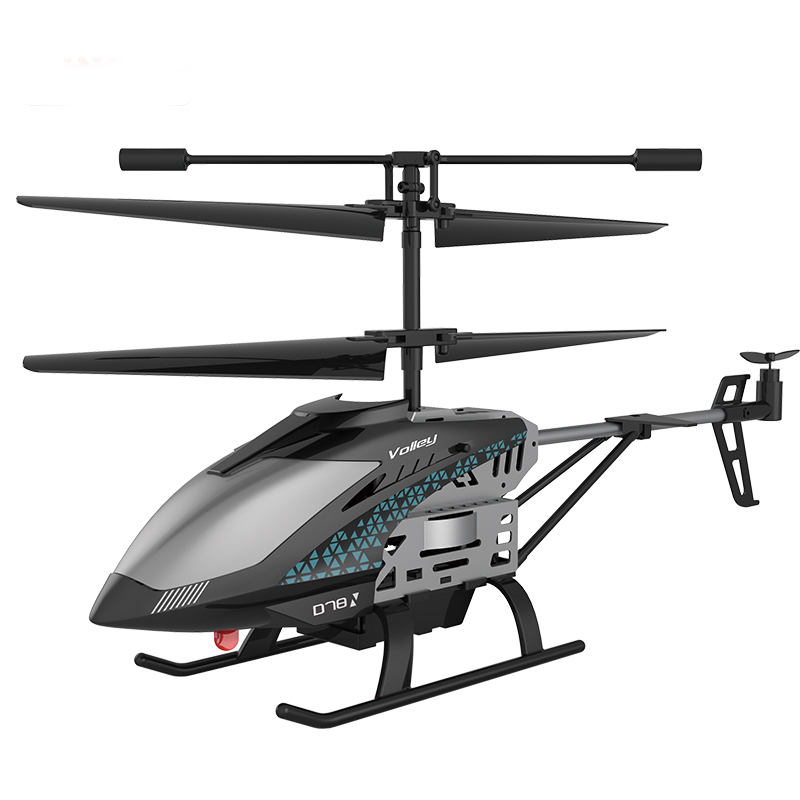 Flying Helicopter Toys Toy For Kids USB Rechargeable Infrared Induction Flying Toy