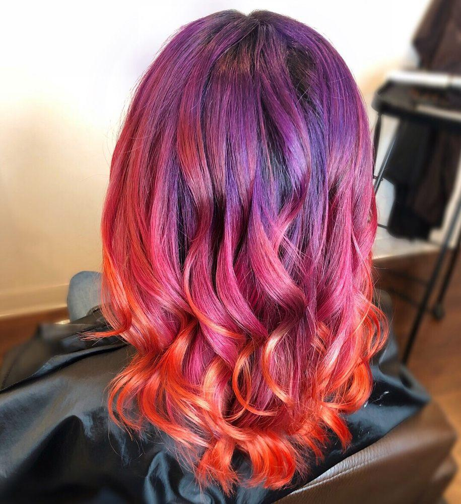 Party Fun Hair Color Spray Temporary For Boys & Girls (MIX COLORS)