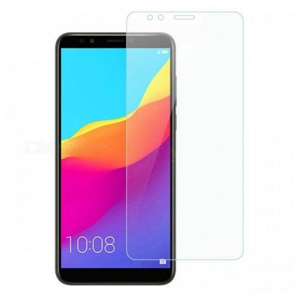 cheap for discount e20c8 9d452 Tempered Glass for Huawei Y7 Prime 2018 Screen Protector 9H 2.5D Phone  Protective Glass for Huawei Y7 Prime 2018 Tempered Glass