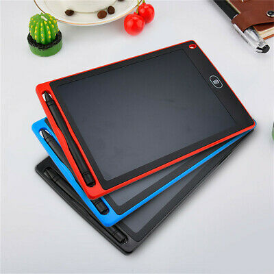 10 Inch LCD Writing Tablet for Children Electronic Writing Doodle Board Kids Handwriting Paper Drawing Tablet Graffiti Painting Pad with One-Key Erase