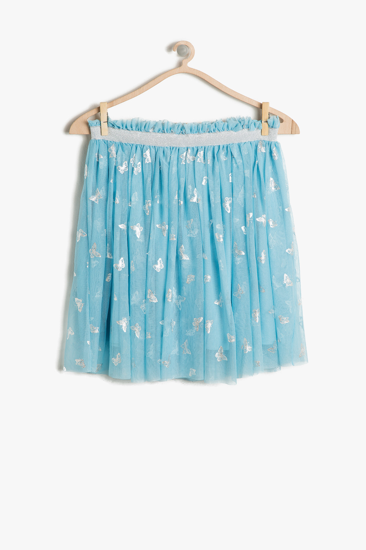 Koton Kids Blue Girl Skirt