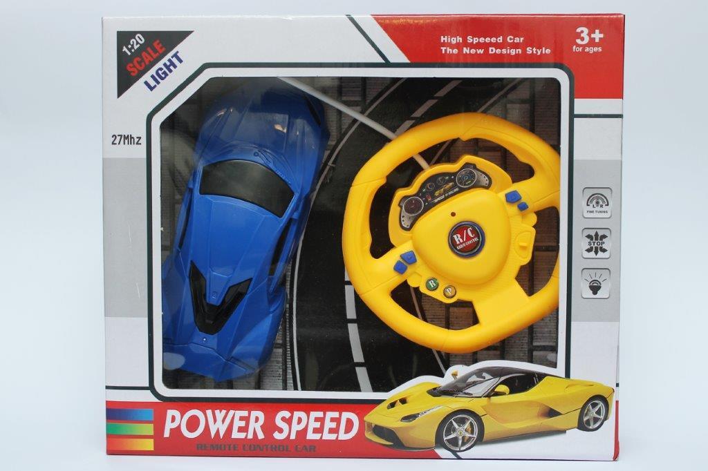 Remote Control Toy Car (id: RC-007 FS Car)