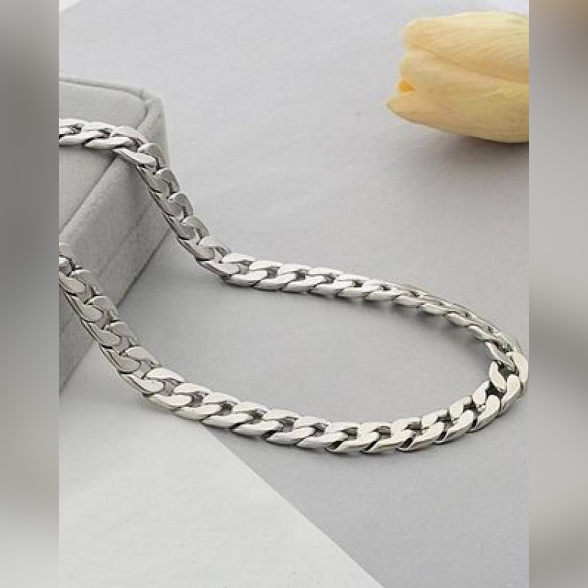 Sterling High Quality Fine Chain For Him