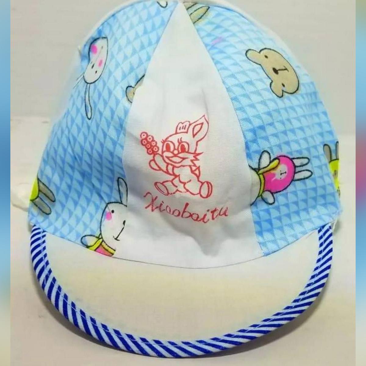 New Born Baby Cotton Hat