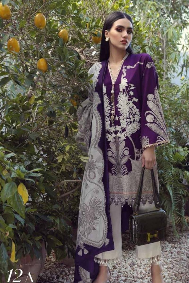 0e1a75be87 Sana Safinaz Muzlin 2019 Sale: Summer Lawn Collection - Daraz.pk