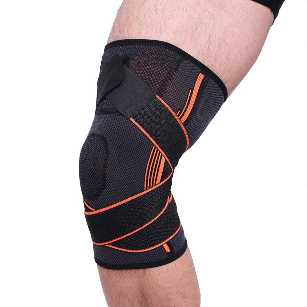 7e6d9eb3ac Umiwe Sports Knee Compression Brace/Sleeve/Support for Running /Basketball/Athletic/