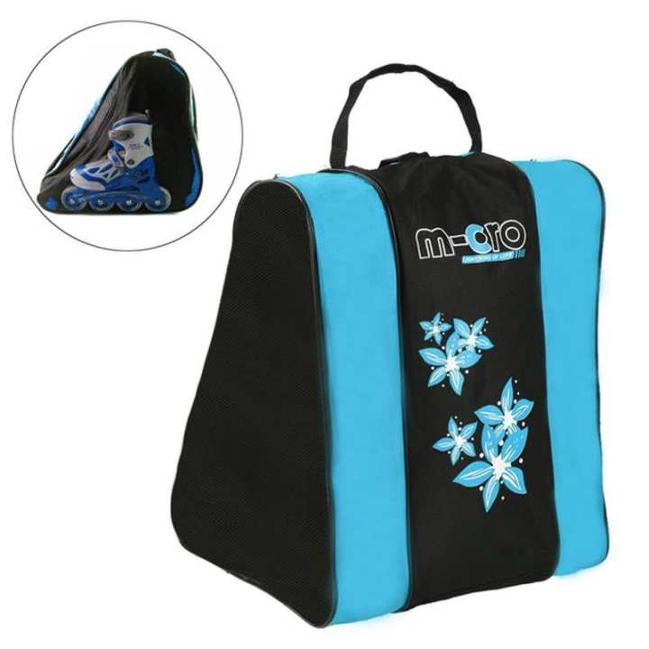 The old tree  3 Tier Portable Roller Skating Bag Ice Skate Shoulder Strap Carry Case Pack