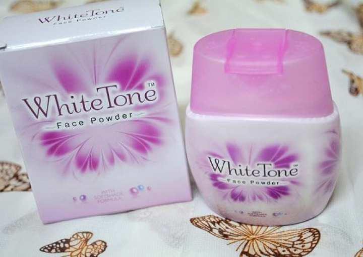 WHITE TONE FACE POWDER FOR WOMEN