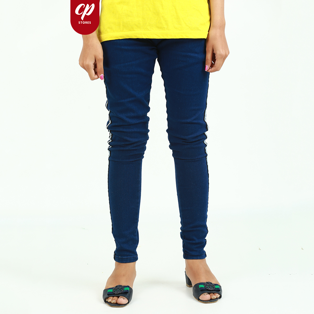 Cut Price Ladies Girls Stretchable Jeans