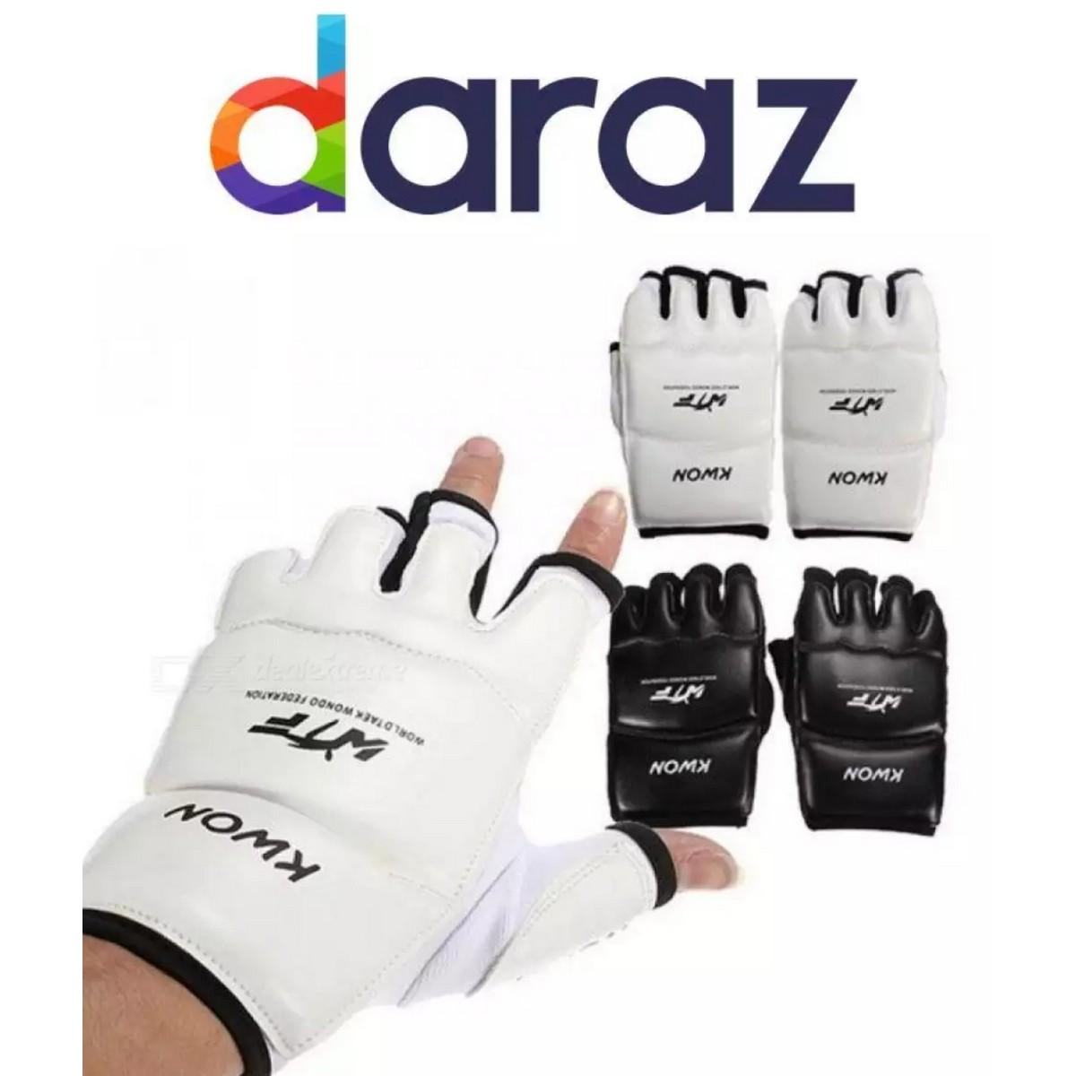 Half Finger Taekwondo Boxing Gloves