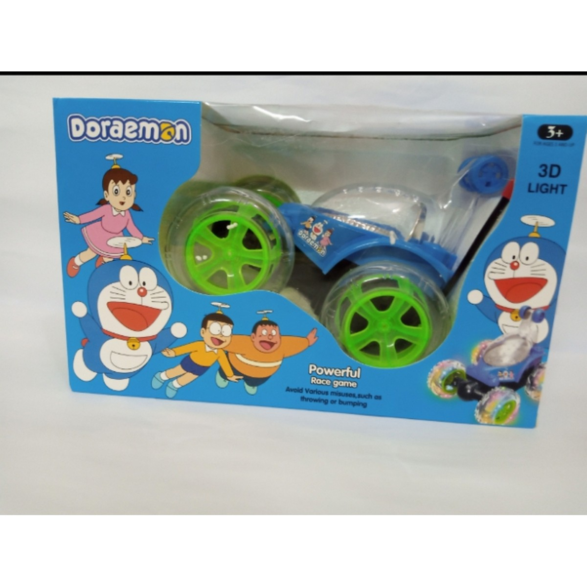 360 DEGREE ROTATIONAL REMOTE CONTROL BIG SIZE CAR FOR KIDS