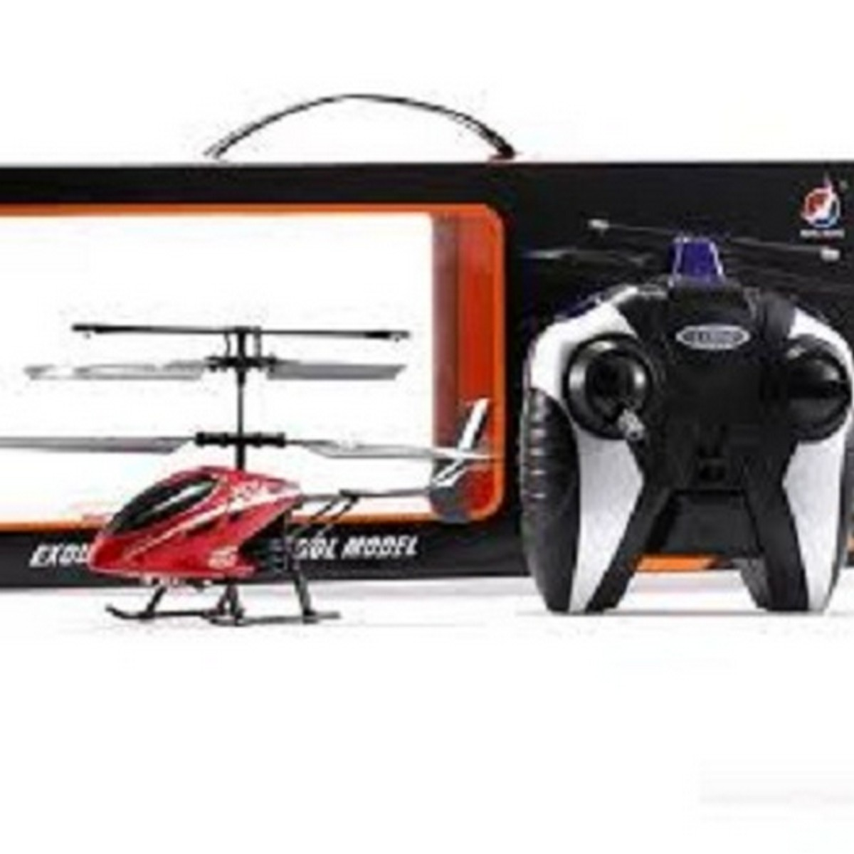 Children Gift RC Helicopter With Light Remote Control Elicopters Radio Metal