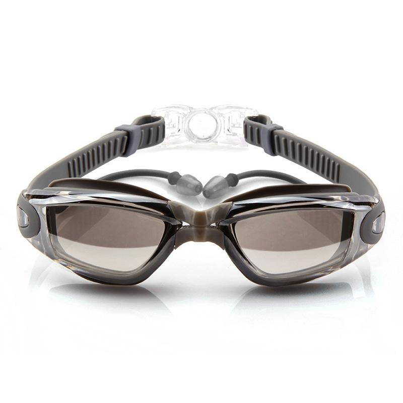71cc4a1885c Amart-D Swimming Goggles Anti-Fog UV Protection Crystal Clear Vision with  Protective Case