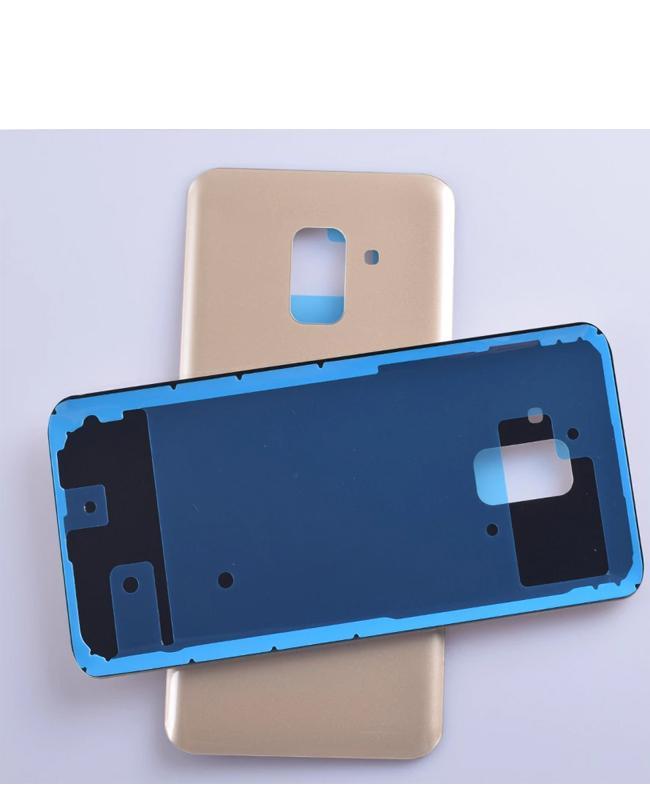 Samsung A8 Plus 2018 Back Housing/Battery Back Rear Gorilla Glass Cover  Repair Part