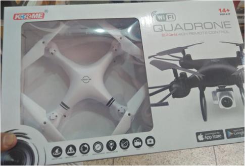 Koome K3C Drone With Wifi Camera