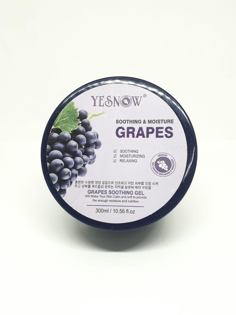 Grapes Skin Care Soothing Gel - 300ml