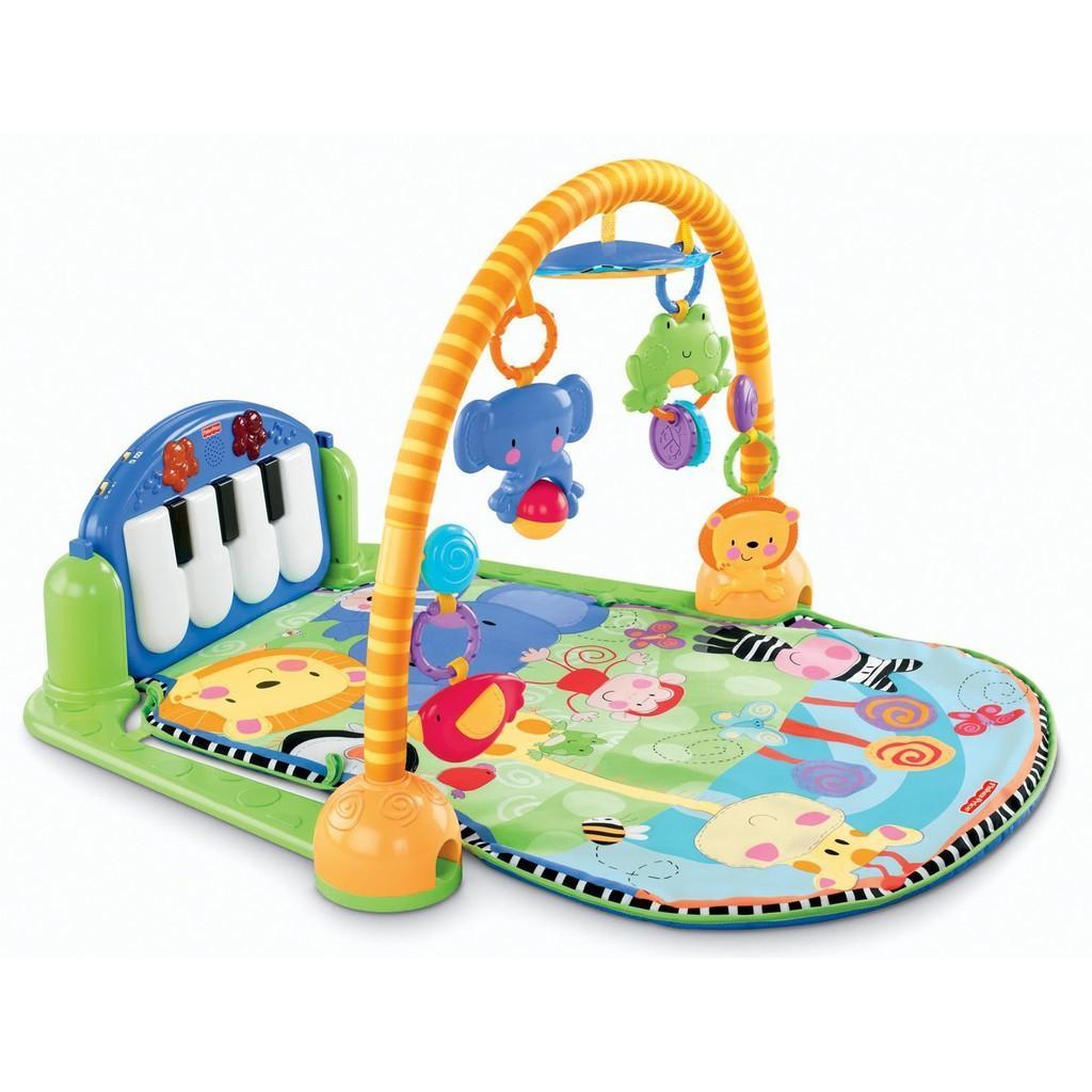 karakids kick & play piano gym