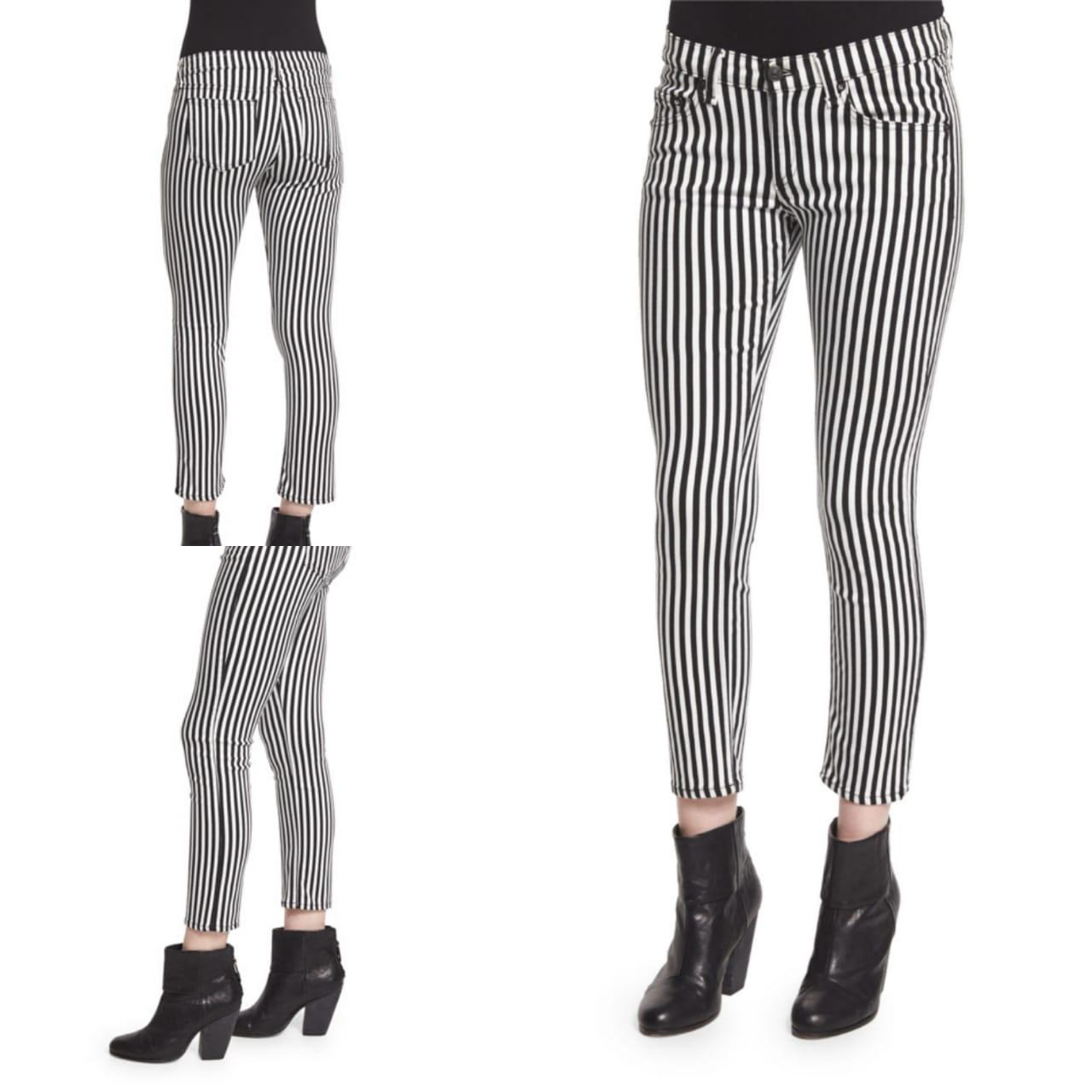 837c2d75281c Zebra Stripe Jeans - Branded