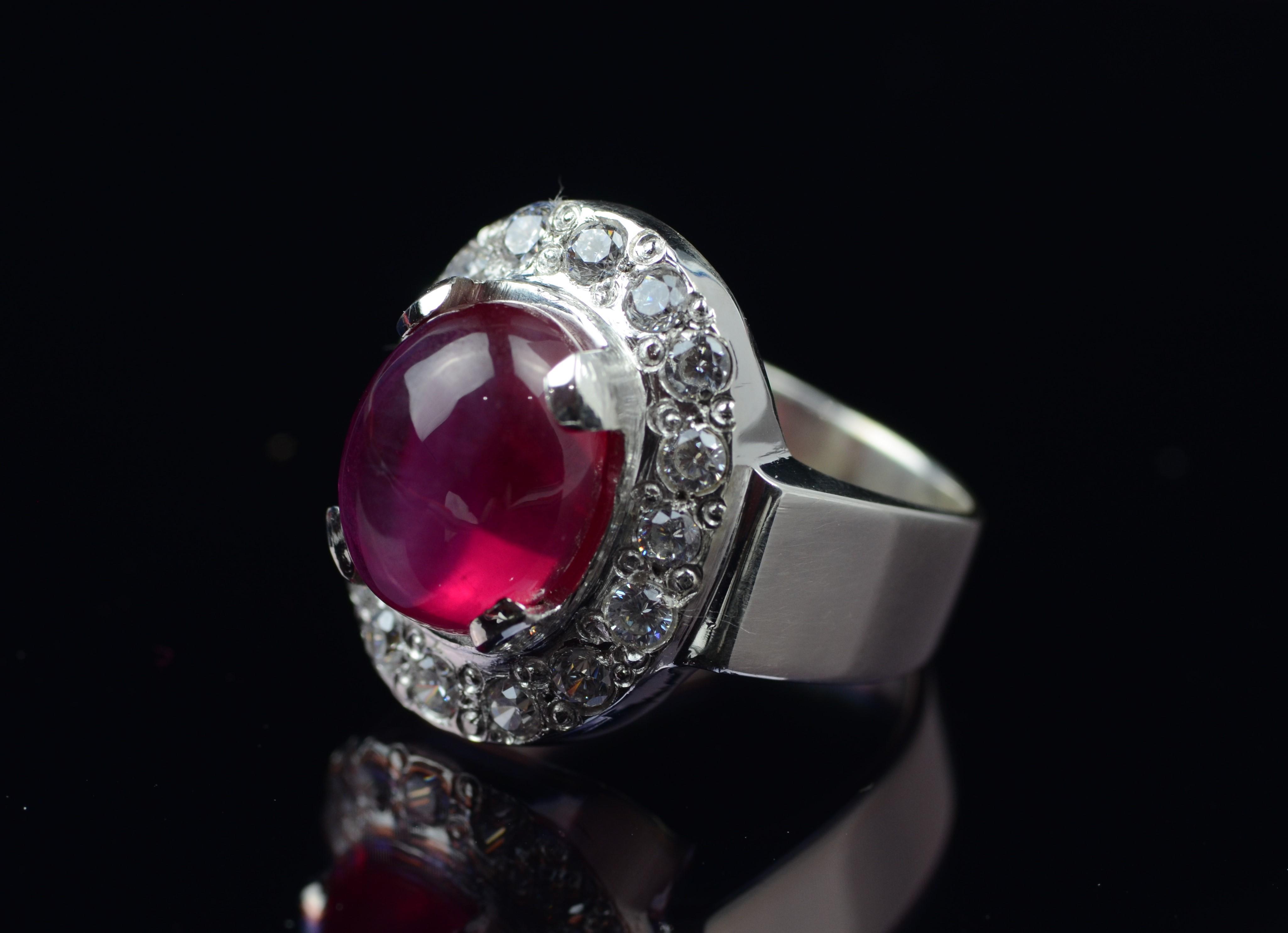 06416b976b3 Elegant Design Women Ruby Ring Ruby Star Ring Sterling Silver 925 Ring  Yaqoot Ring Ruby Pink Ring Ruby Girls Ring Handmade Ring